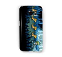 Pixel Jurassic World Samsung Galaxy Case/Skin