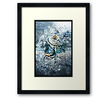 icarus the journey Framed Print