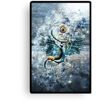 icarus the journey Canvas Print