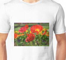 Bright Poppies Unisex T-Shirt