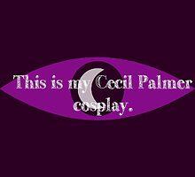 Cecil Palmer cosplay by emyme987