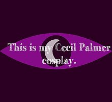 Cecil Palmer cosplay by emyme987