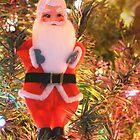 Vintage Santa by Sheryl Kasper
