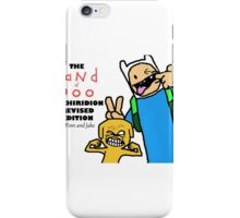 Land of OOO Enchiridion Revised Edition iPhone Case/Skin