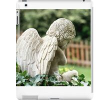 Angel in the Ivy iPad Case/Skin