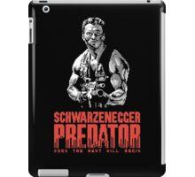 NES Predator: Arnie Edition iPad Case/Skin