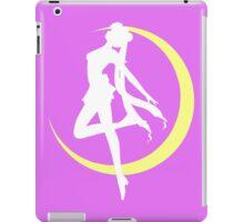 Sailor Moon logo clean iPad Case/Skin