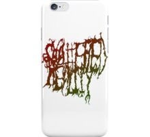 Shattered Reality iPhone Case/Skin