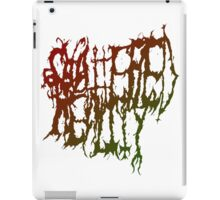 Shattered Reality iPad Case/Skin