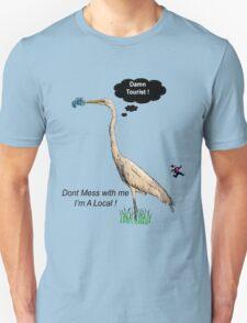Damn Tourist ! T-Shirt