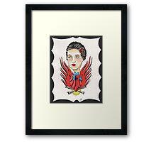 Sin Amor Framed Print
