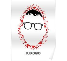 Bleachers Polygons Poster
