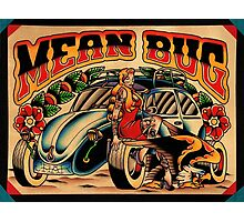 Mean Bug Photographic Print
