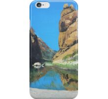 Glen Helen Gorge, Northern Territory, Australia iPhone Case/Skin