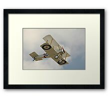 Sopwith Pup Replica @ Tyabb Airshow 2010 Framed Print