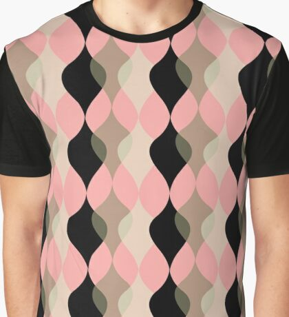 Revolution 60 pink Graphic T-Shirt