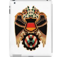 Word & Honor - 001 iPad Case/Skin