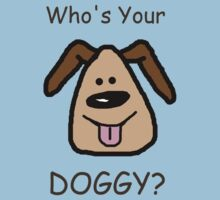 Who's Your DOGGY? by Jess Fleming