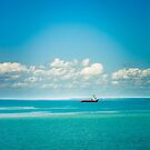 Darwin Harbour in Portrait by Candice84