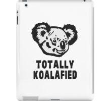 Totally Koalafied Koala iPad Case/Skin