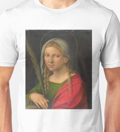 Garofalo - Saint Catherine Of Alexandria Unisex T-Shirt