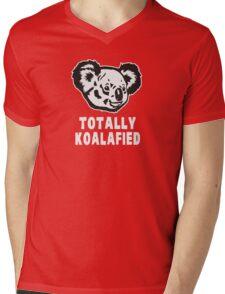 Totally Koalafied Koala Mens V-Neck T-Shirt