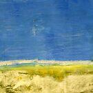 Landscape Monotype by Susan Grissom