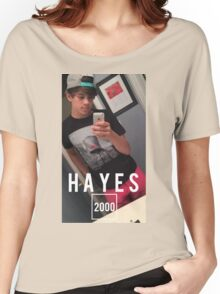 HAYES 2000 Women's Relaxed Fit T-Shirt