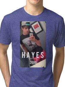 HAYES 2000 Tri-blend T-Shirt