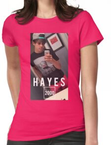HAYES 2000 Womens Fitted T-Shirt