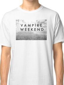 Vampire Weekend Poster Classic T-Shirt