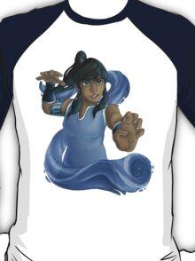 Korra Waterbends T-Shirt