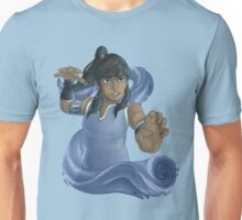 Korra Waterbends Unisex T-Shirt