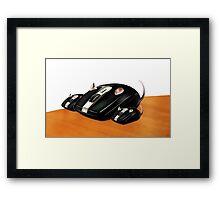 Mice Family Framed Print