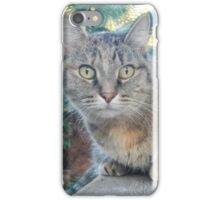 Prisca on the Hunt iPhone Case/Skin