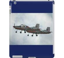 A Pair Of Plastic Parrots - ex-RAAF CT4 Airtrainers iPad Case/Skin