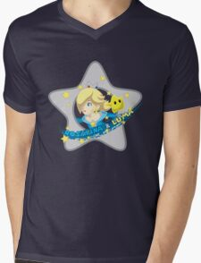 Rosalina & Luma Mens V-Neck T-Shirt
