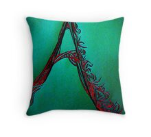Alpha Series A.1 - Medieval  Throw Pillow