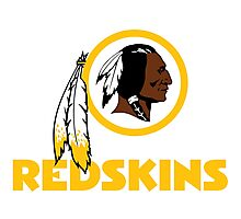 Washington Redskins Photographic Print