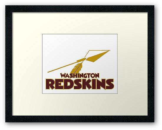 Washington Redskins by surgedesigns