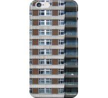 Urban Apartments building - condominium  iPhone Case/Skin