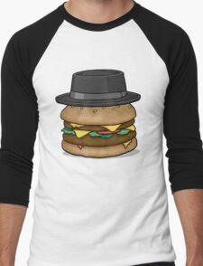 Heisenburger Men's Baseball ¾ T-Shirt