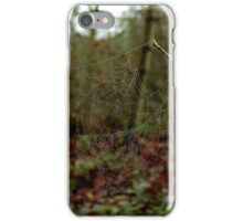 Web and Dew iPhone Case/Skin