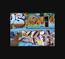 Graffiti on a wall Unisex T-Shirt