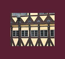 Traditional decorated house in Denmark Unisex T-Shirt