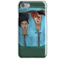 Haute Hats iPhone Case/Skin