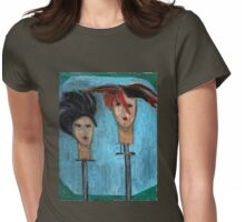 Haute Hats Womens Fitted T-Shirt