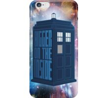 It's Bigger On The Inside. iPhone Case/Skin