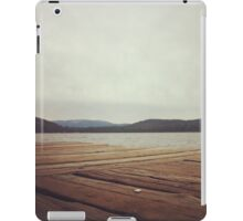 From the Deck iPad Case/Skin
