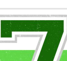 Slytherin - custom order Sticker